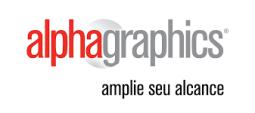 Logo alphagrafics